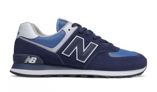 New Balance Herren Sneaker ML574SSM (Blau)