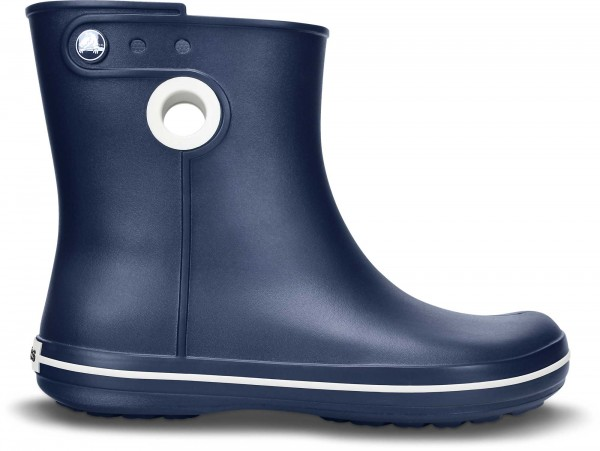Crocs Women Jaunt Shorty Boot Damen Gummistiefel (Navy)