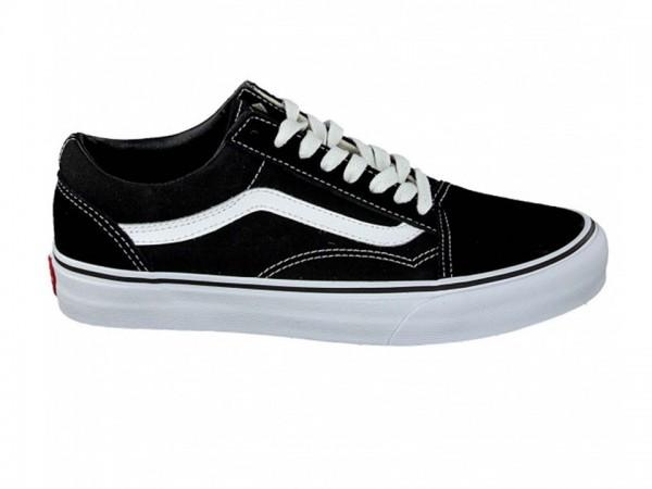 Vans Old Skool Sneaker VN000D3HY28 (Schwarz)