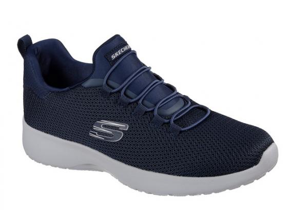 Skechers Dynamight Herren Sneaker 58360 (Blau-NVY)