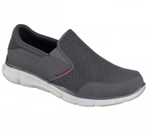 Skechers Equalizer Persistent Herren Sneaker 51361 (Grau-CHAR)
