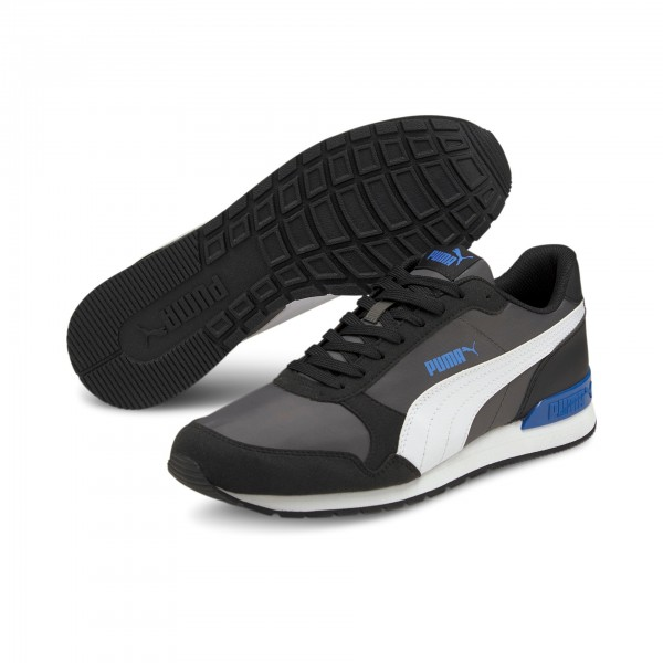 Puma ST Runner V2 NL / Herren Sneaker 365278 (Schwarz 39)