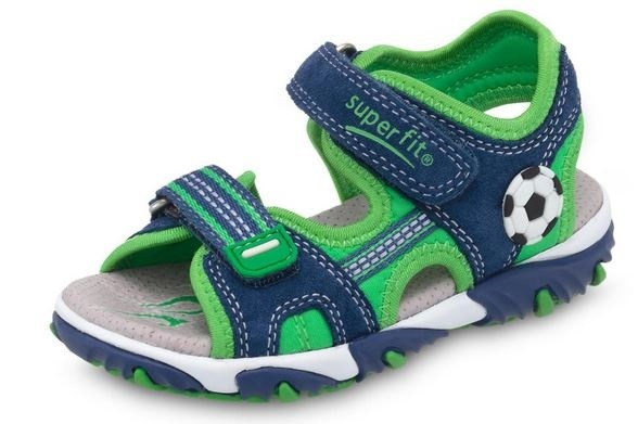 Superfit Mike 2 Sandalen Jungen (Blau)