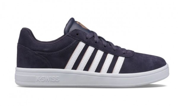K-Swiss Court Cheswick SP SDE Damen Sneaker 96595 (Blau 036)
