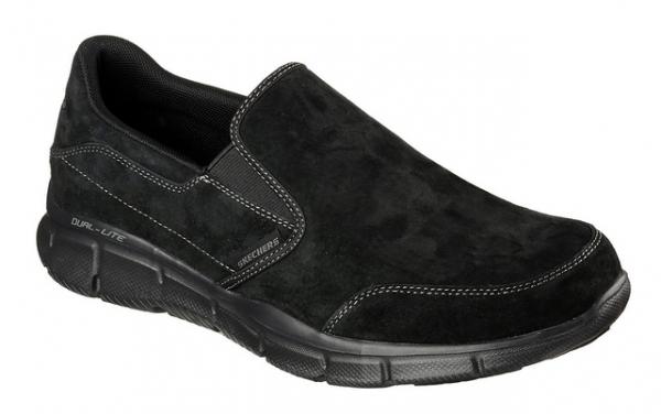Skechers Equalizer Mind Game Herren Sneaker 51502 (Schwarz-BBK)