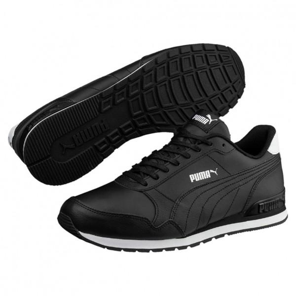 Puma ST Runner V2 Full L Herren Sneaker 365277(Schwarz 02)