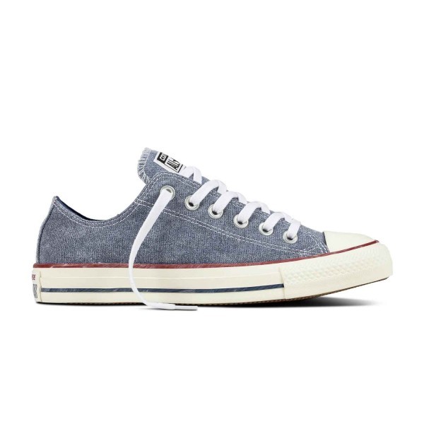 Converse Chucks Taylor All Star Low Sneaker 159539C (Blau/Weiß)