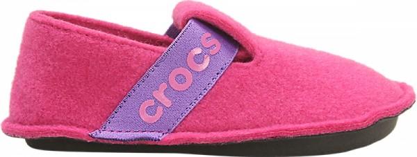 Crocs Classic Slipper Kinder Hausschuhe (Candy Pink)