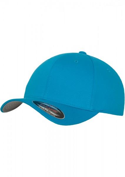 Flexfit Wooly Combed Baseball Cap (hawaiian ocean 00492)
