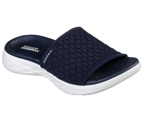 Skechers On the GO 600 - Stellar Damen Sandale 15311 (Blau-NVW)