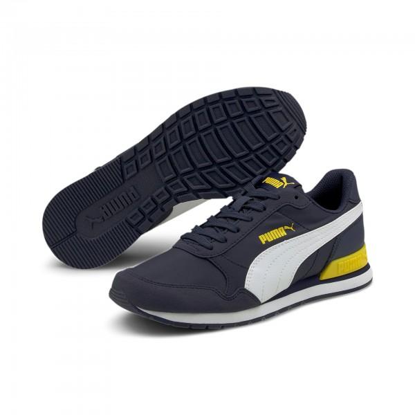Puma ST Runner v2 NL Jr Kinder Sneaker 365293 (Blau 26)