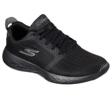 Skechers GOrun 600 Damen Sneaker 15061 (Schwarz-BBK)