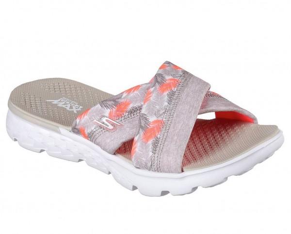 Skechers On the GO 400 - Tropical Damen Sandale 14667 (Rosa-NTCL)
