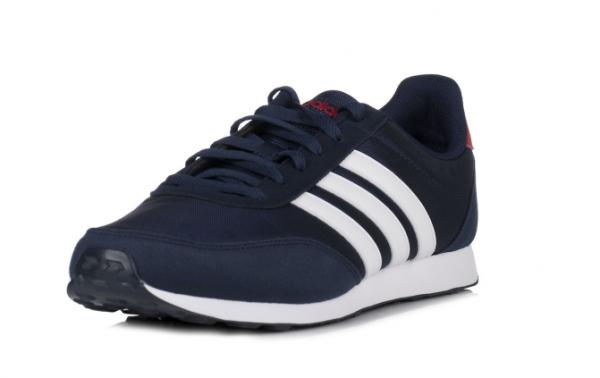 Adidas V Racer 2.0 Herren Sneaker CG5706 (Blau)