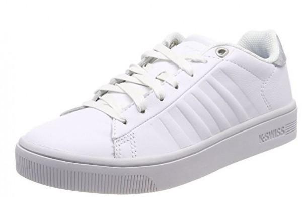 K-Swiss Court Frasco Damen Sneaker (Weiß 199)