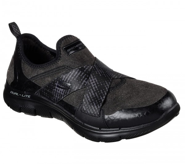 Skechers Flex Appeal 2.0 Bright Eyed (Schwarz-BBK)