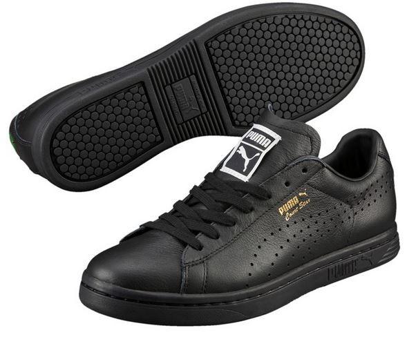 Puma Court Star NM Herren Sneaker 357883 (black 13)