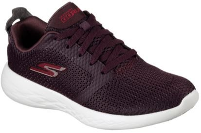 Skechers GOrun 600 Damen Sneaker 15061 (Rot-BURG)