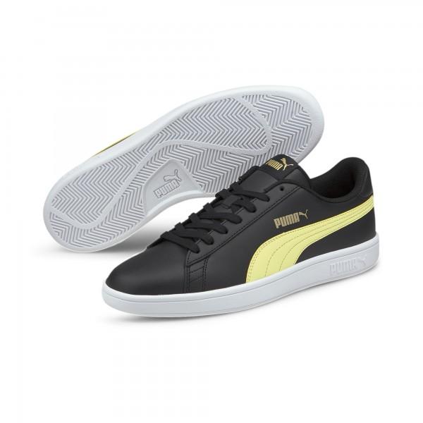 Puma Smash v2 L Herren Sneaker 365215 (Schwarz 30)