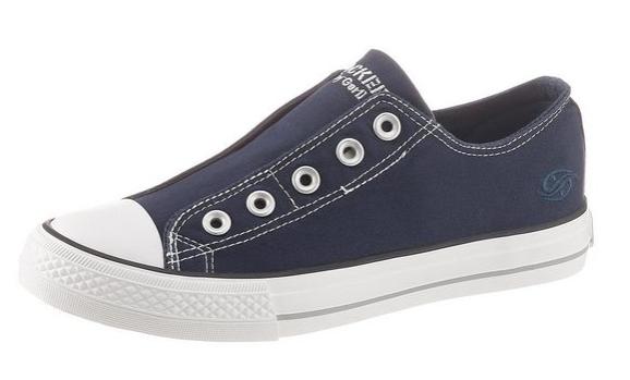 Dockers Damen Sneaker 36UR202-710 (Blau 660)