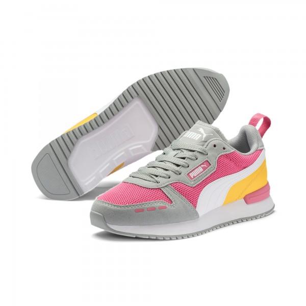 Puma R78 Runner Damen Sneaker 373117 (Grau 07)
