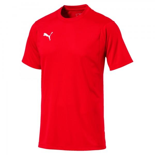 Puma LIGA Training Herren T-Shirt 655308 (Rot 01)