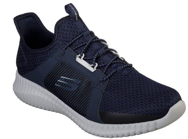 Skechers Sneaker Herrenschuhe 52640 NVOR Blau | Schuhe24