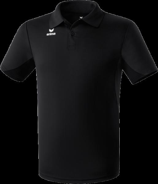 Erima Functional Herren Polo T-Shirt 211340 (Schwarz)