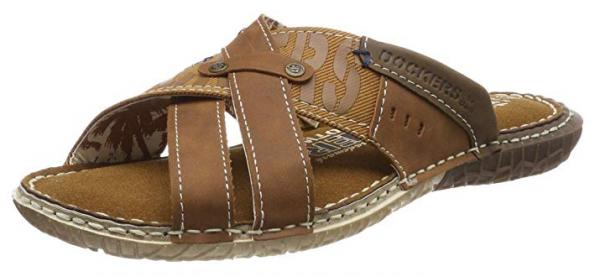 Dockers Herren Schuhe 44PS002-607 (Braun 470)