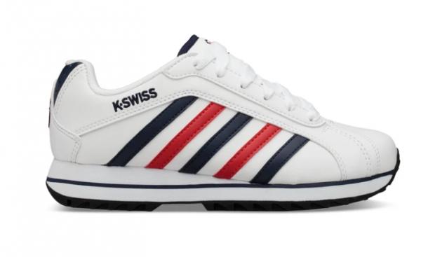 K-Swiss Verstad 2000 S Damen Sneaker 96608 (Weiß 113)