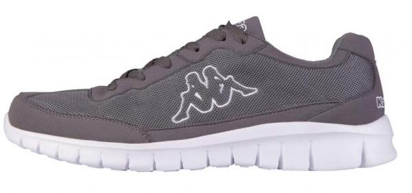Kappa Rocket Herren Sneaker 242130 (Grau 1310)
