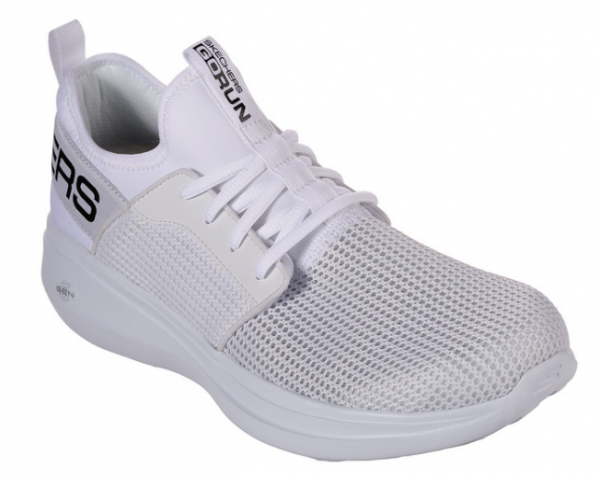 Skechers GoRun Fast - Valor Herren Sneaker 55103 (Weiß-WHT)