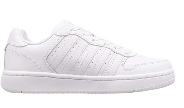 K-Swiss Court Palisades Damen Sneaker 96931 (Weiß 117)