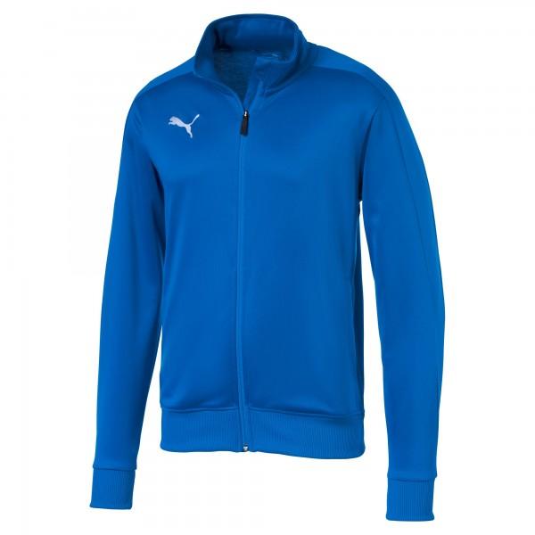 Puma LIGA Casuals Tracktop Herren Trainingsjacke 655957 (Blau 02)