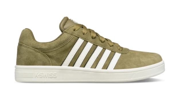 K-Swiss Court Cheswick SP SDE Herren Sneaker 06595 (Grün 367)