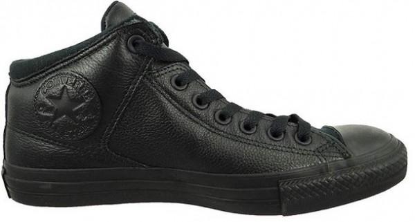 Converse Chucks Taylor All Star HI Street Hi Sneaker 161473C (Schwarz)