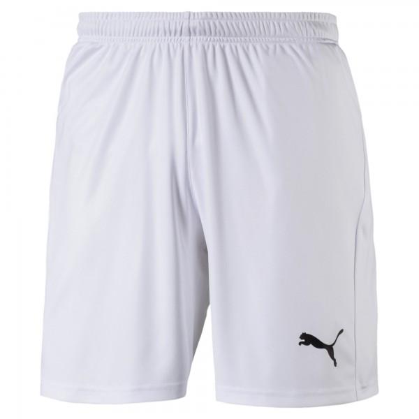 Puma LIGA Shorts Core Herren Hose 703615 (Weiß 04)