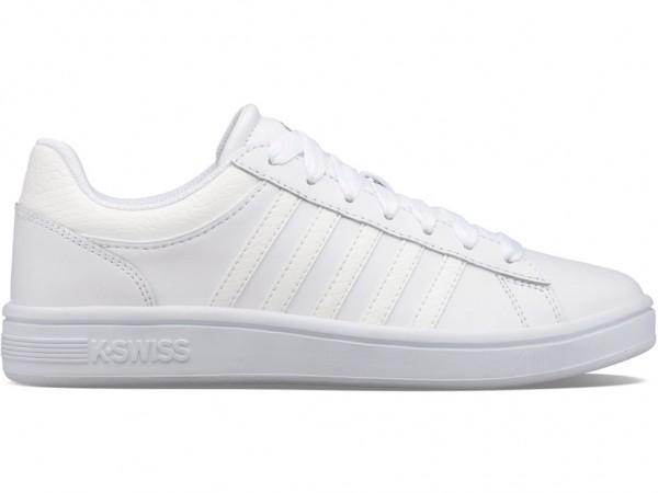 K-Swiss Court Winston Damen Sneaker 96154 (Weiss 924)