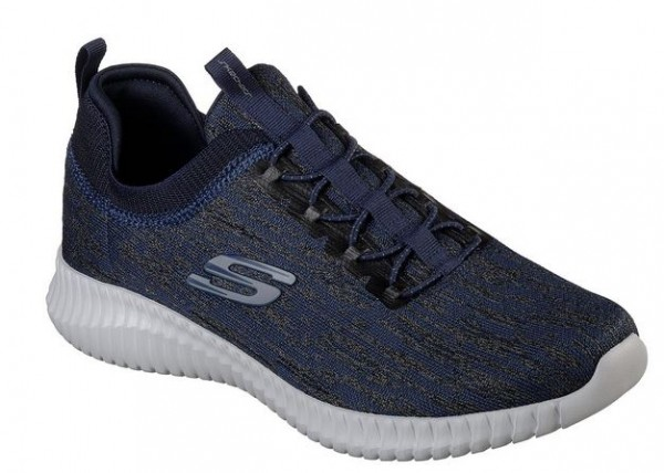 Skechers Elite Flex - Hartnell Sneaker (Blau-NVY)