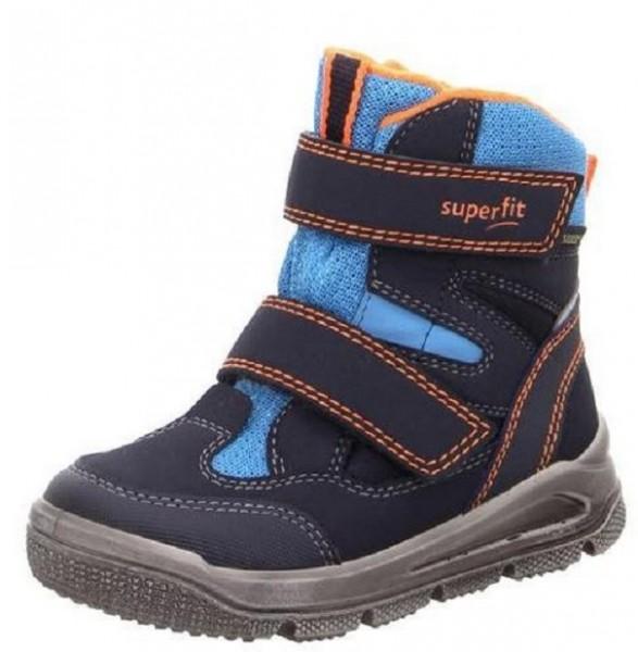 Superfit Mars Snowboot Kinder 5-09078 (Blau 80)