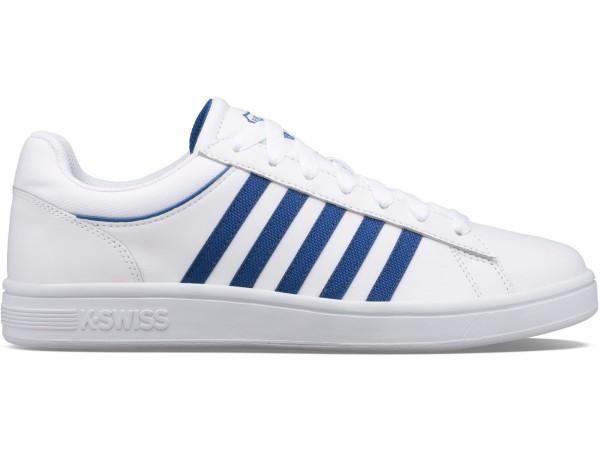 K-Swiss Court Winston Herren Sneaker 06154 (Weiss 918)