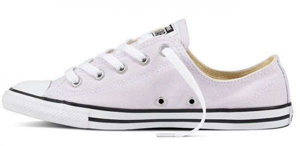 Converse Chucks Taylor All Star Ox Dainty Damen Sneaker 559831C(Flieder)