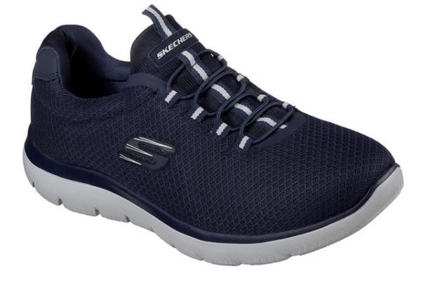 Skechers Summits Herren Sneaker 52811 (Blau-NVY)