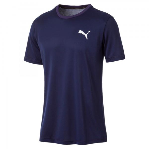 Puma Active Tee Herren T-Shirt (Blau 06)