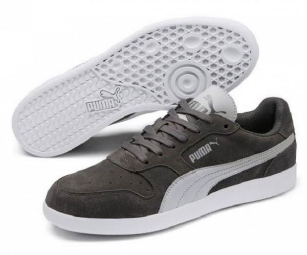 Puma Icra Trainer SD Herren Sneaker 356741 (Grau 45)