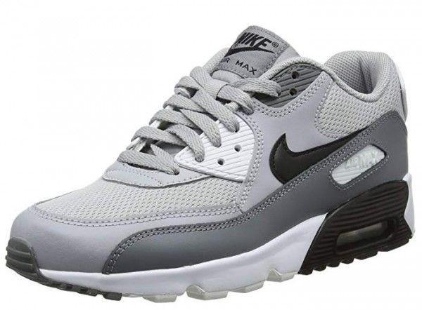 Nike Air Max 90 Mesh GS Sneaker 833418(Grau 024)