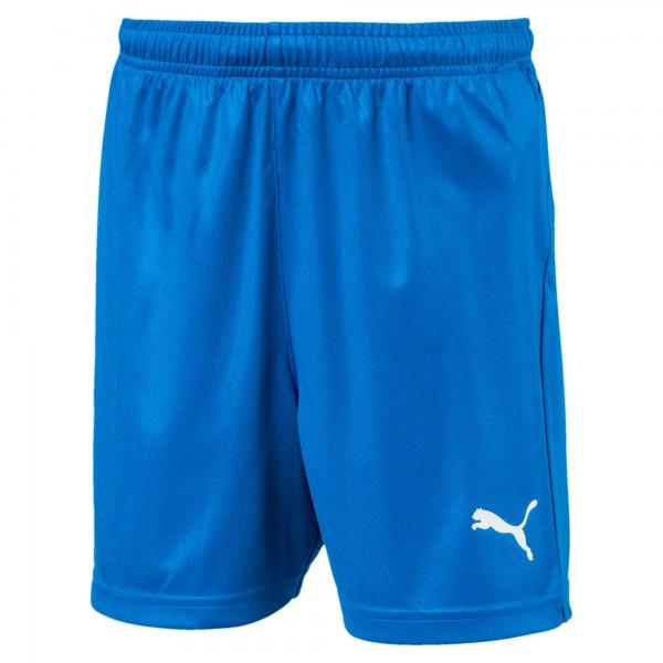 Puma LIGA Core Jr Kinder Shorts 703437 (Blau 02)