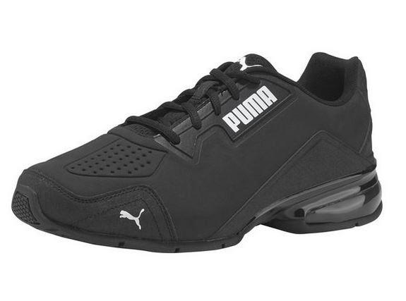 Puma Leader VT Tech Herren Sneaker 194531 (Schwarz 02)