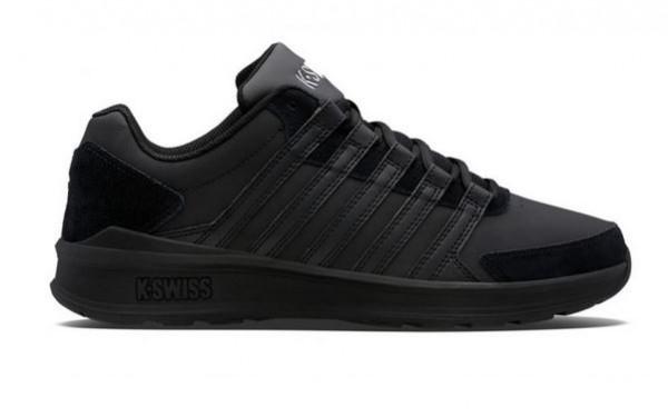 K-Swiss Vista Trainer Herren Sneaker 07000 (Schwarz 010)