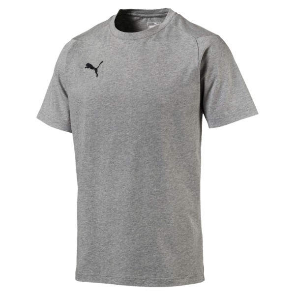 Puma LIGA Casuals Tee Herren T-Shirt 655311 (Grau 33)